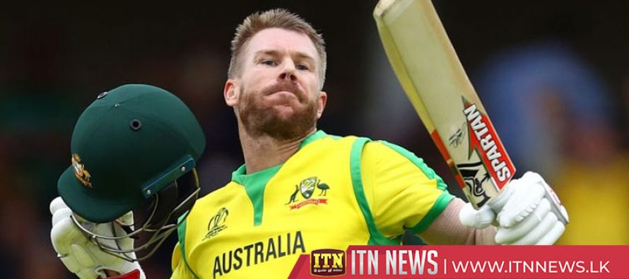 David Warner hits 166 as Australia beat Bangladesh