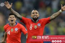 Defending champs Chile on to Copa semis with penalties defeat of Colombia