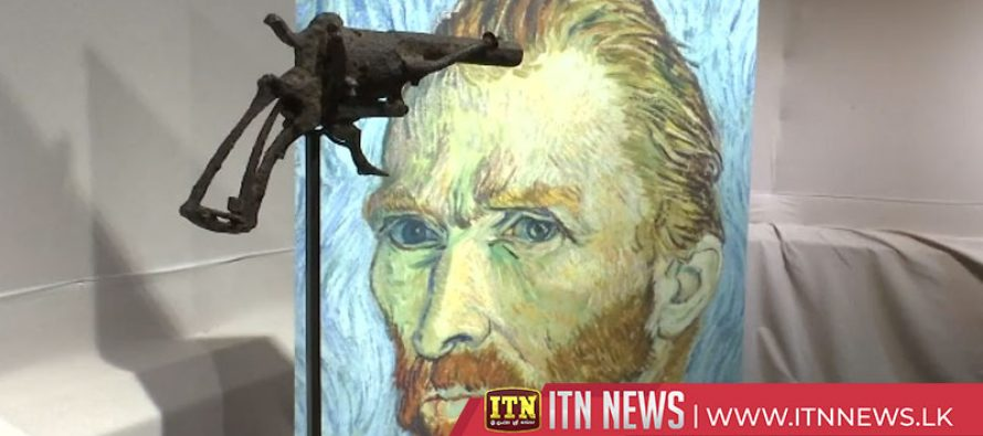 Gun believed to be Van Gogh's suicide revolver on auction in Paris