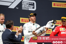 Hamilton wins French Grand Prix in Mercedes one-two