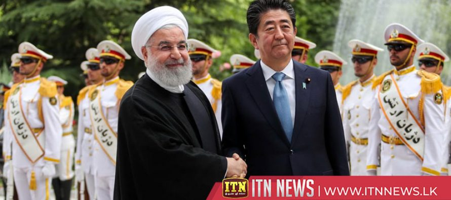 Rouhani: Japan wants to keep buying Iranian oil
