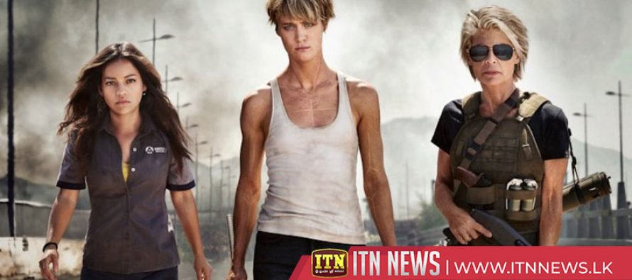 """Upcoming American science fiction action film """"Terminator: Dark Fate"""""""