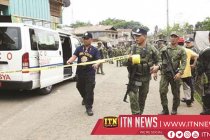 Philippine army camp blast kills eight as Islamic State claims responsibility
