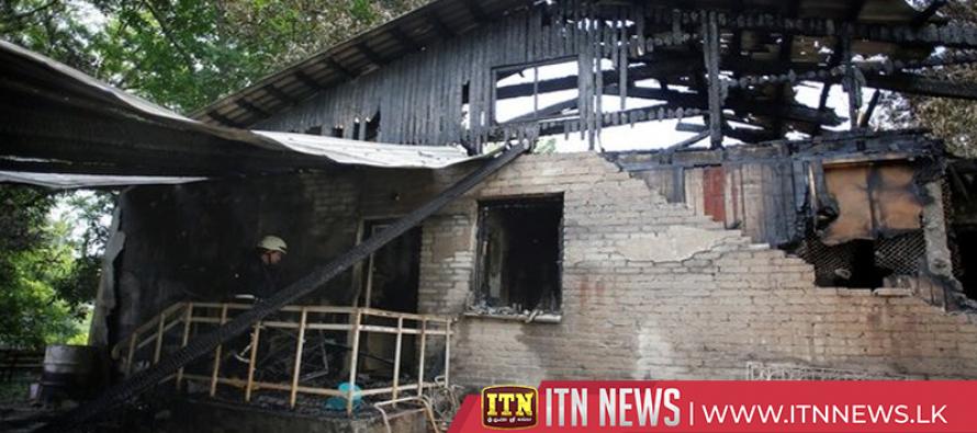 Six die in fire in Ukraine psychiatric clinic