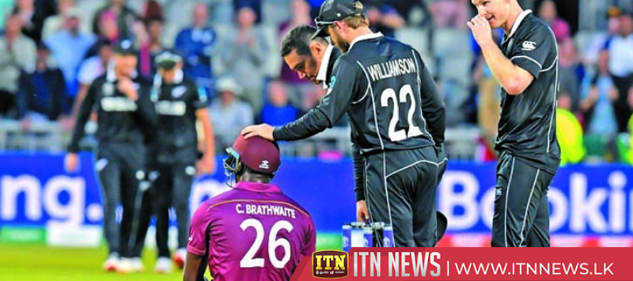 West Indies fall just short in thriller against New Zealand