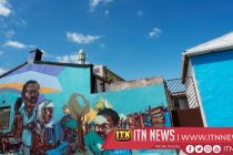 Creativity transforms suburb in South Africa into art destination