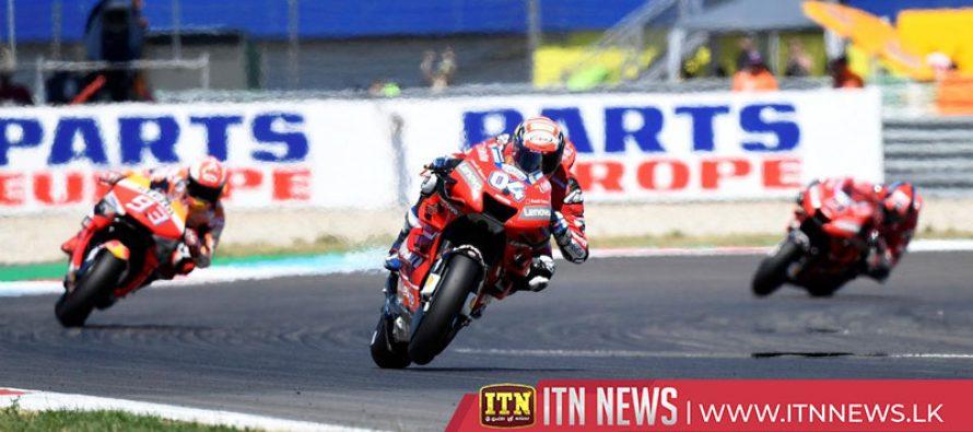 Quartararo on pole at Assen, Marquez fourth on MotoGP grid