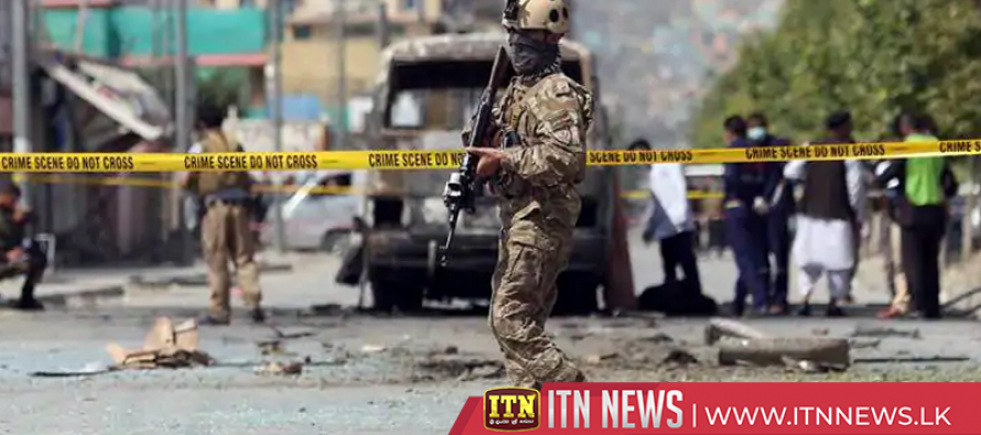 Bus bomb kills at least five in Afghan capital
