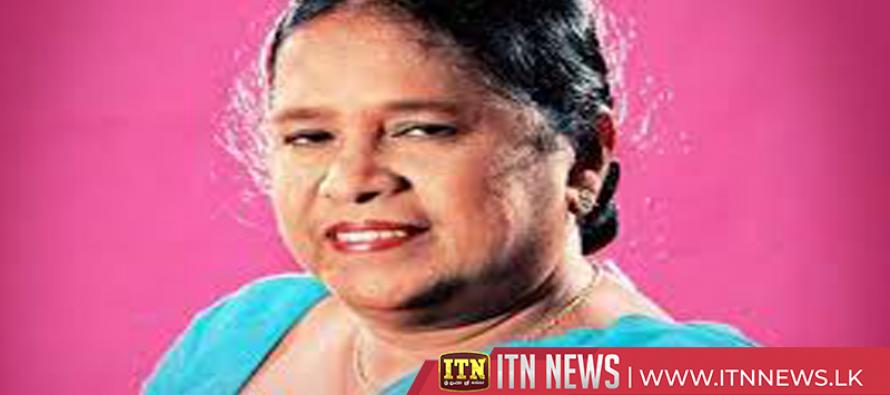 IndraniSenratne's funeral on Thursday
