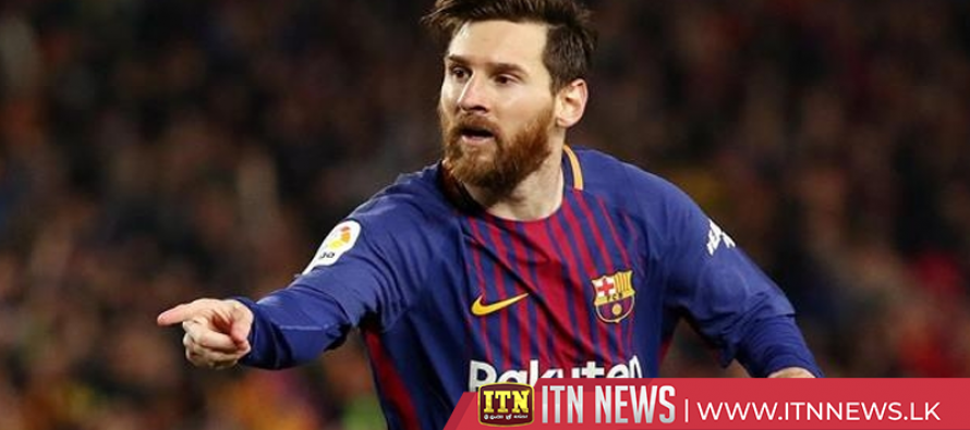 Messi unseats Mayweather as highest-paid athlete- Forbes