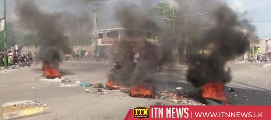 2 Dead in Haiti as Protesters Demand the Removal of President Jovenel Moise
