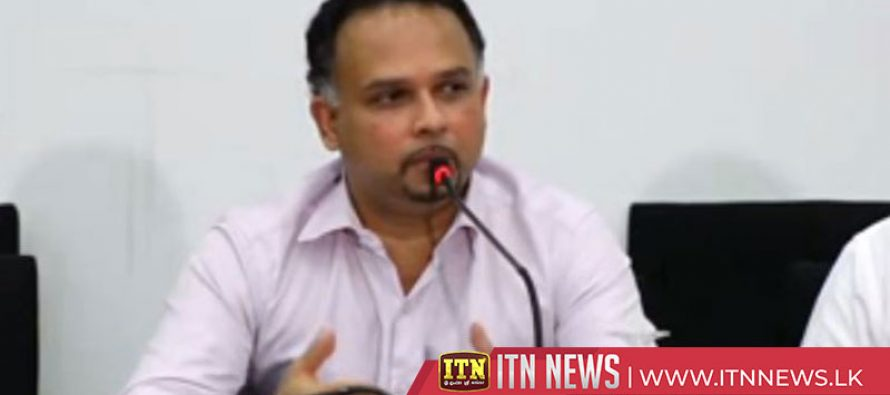 A political conspiracy is underway to disarray the country – Minister Naveen Dissanayake