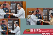 Three Acting Ministers take oaths