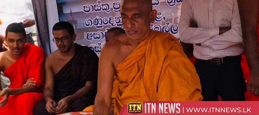 Rathana Thera's fast enters 3rd day