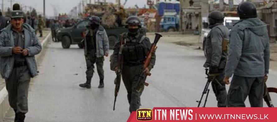 தாக்குதலில் தலிபான் பயங்கரவாத தலைவர்கள் இருவர் உட்பட 13 பேர் பலி