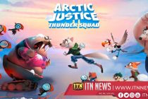 """""""Arctic Justice: Thunder Squad"""" will be released in November"""