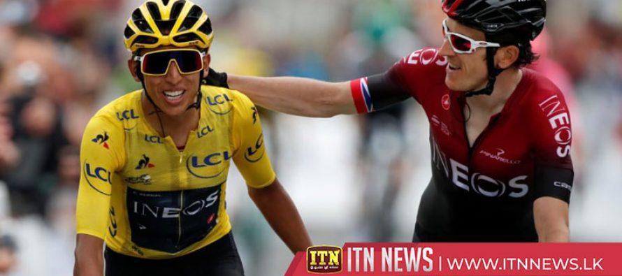Bernal all but wraps up maiden Colombian Tour de France title