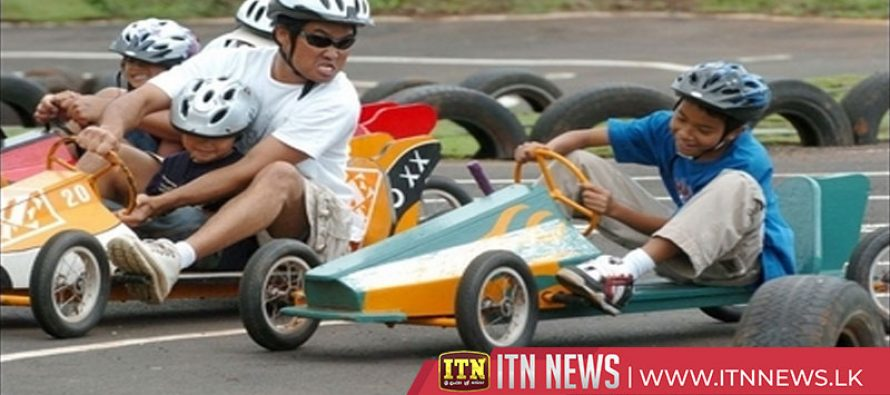 Boxcar racing part of Bolivian family's tradition