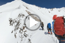 Heart-breaking video reveals the last moments of doomed Himalayan climbers