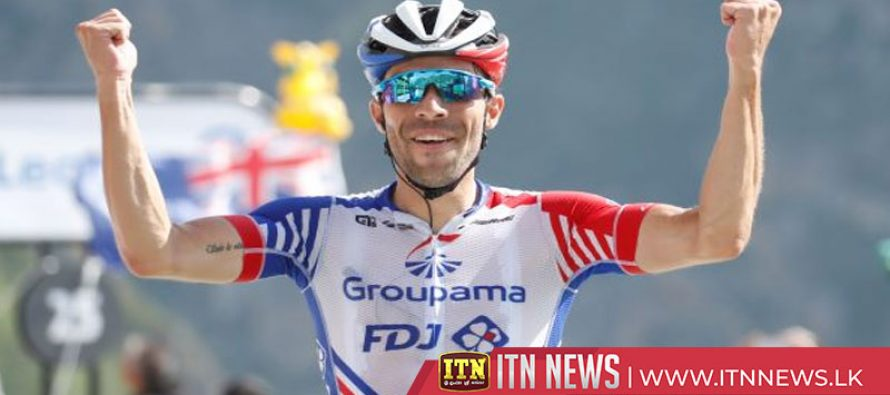 Pinot leads French one-two as Thomas loses ground