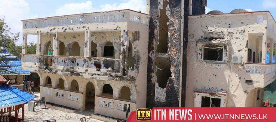 At least 26 dead as gunmen storm Somali hotel