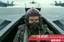 Tom Cruise back in the cockpit in trailer for long-awaited 'Top Gun' sequel