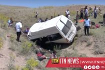 Fifteen migrants killed, 52 wounded in southeast Turkey bus crash