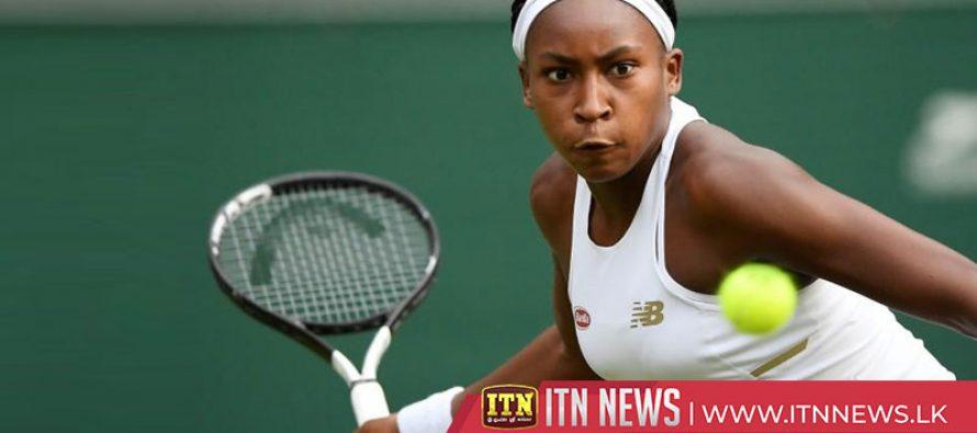 School girl Gauff turfs Venus out of Wimbledon