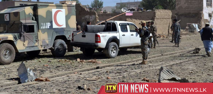 Taliban launch major attack in central Afghanistan amid intra