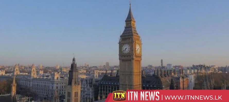 """UK parliament's """"Big Ben"""" bell marks 160 years with silence amid restoration work"""