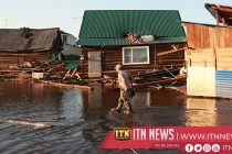 Heavy floods continue in Siberia, water above its critical point