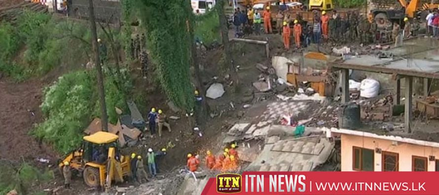 7 Dead, 7 Soldiers Trapped In Himachal Building Collapse
