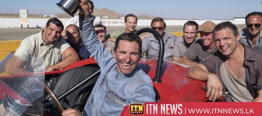 Matt Damon, Christian Bale set for FORD v. FERRARI film