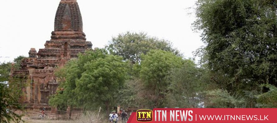 Myanmar cyclists tour Bagan to celebrate UNESCO World Heritage listing