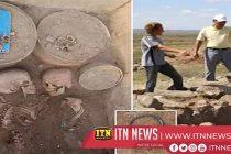 4000 ஆண்டுகளுக்கு முன்பு வாழ்ந்த காதல் ஜோடியின் கல்லறை
