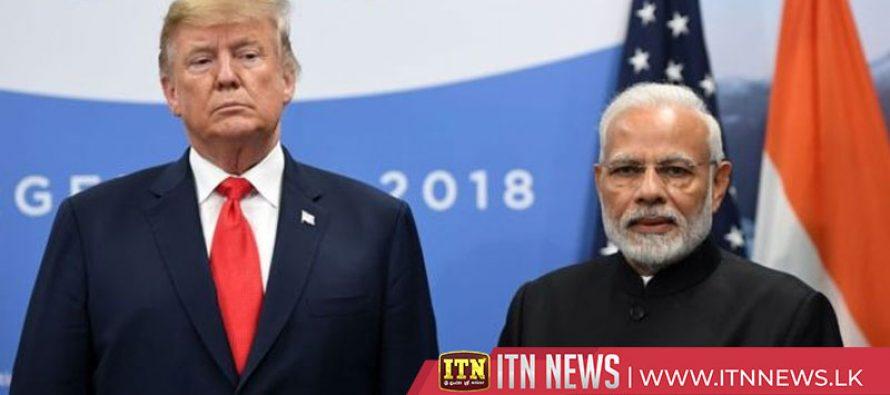 India denies PM Modi asked Trump to mediate in Kashmir conflict
