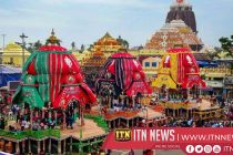 Millions gather for ancient chariot festival in India