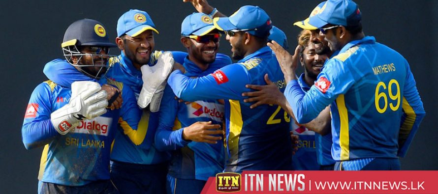 Sri Lanka secures a series win after 44 months