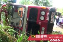 Two persons and 22 injured in two motor accidents