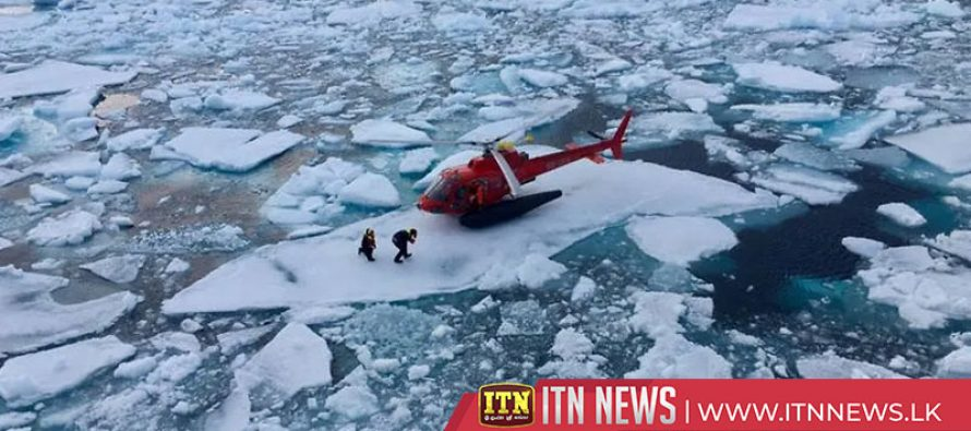 """An Arctic """"miracle"""": Icebreaker salvages lost recordings of Beluga whales"""