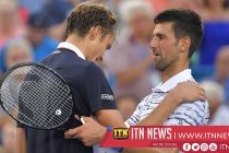 Medvedev rallies for stunning win over Djokovic to advance to Cincy final