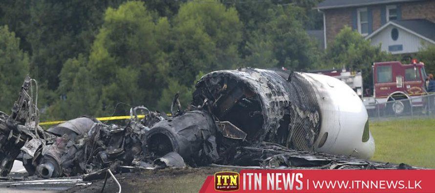 Earnhardt, Jr. family survive small plane crash