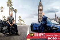 """""""Fast & Furious Presents: Hobbs & Shaw"""" released in the United States today"""