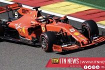 Ferrari lead the way at Spa practice