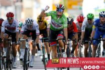 Kristoff sprints to Stage 2 victory and overall Deutschland Tour lead