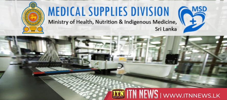 Medical Supplies Division says there is no drug shortage