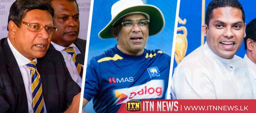 Sri Lanka Cricket Coaching Staff issue takes a new turn