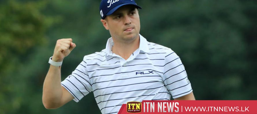 Thomas spectacularly breaks Matsuyama course record with third round 61 to take BMW Championship lead