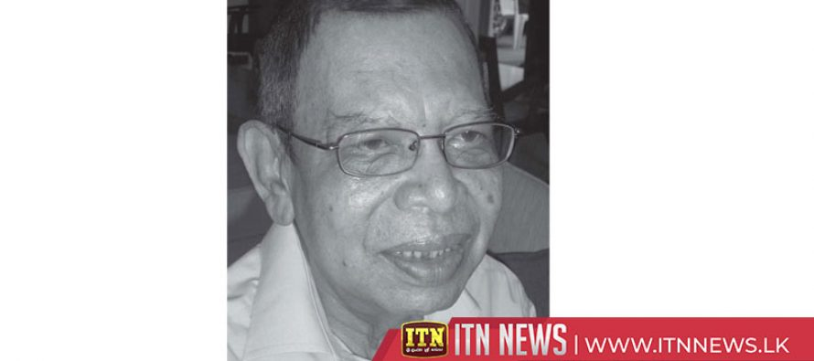 Daya Wimalaweera is no more