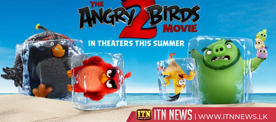 """The Angry Birds Movie 2"" will be released today"